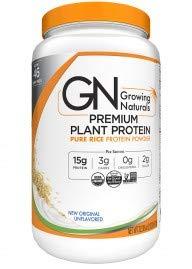 Best Rice Protein Powders
