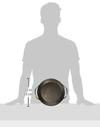 Turk 65924.0 Serving pan Medium Black