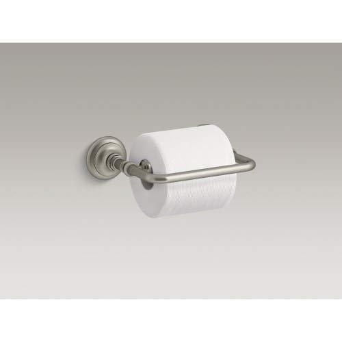 KOHLER K-72573-BN Artifacts Pivoting toilet tissue holder, Vibrant Brushed Nickel by Kohler (Image #3)