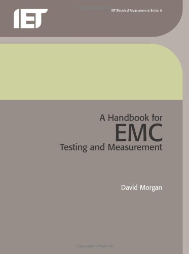 (A Handbook for EMC Testing and Measurement (Materials, Circuits and Devices))