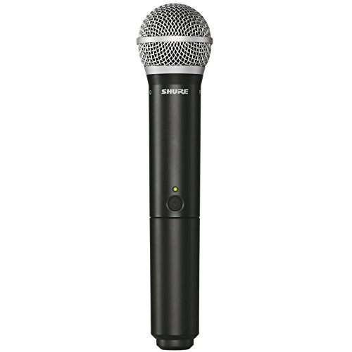 (Shure BLX2/PG58 | Handheld Wireless Microphone Transmitter H8)