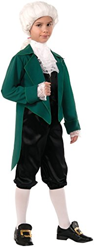 Forum Novelties Deluxe Thomas Jefferson Costume, Medium