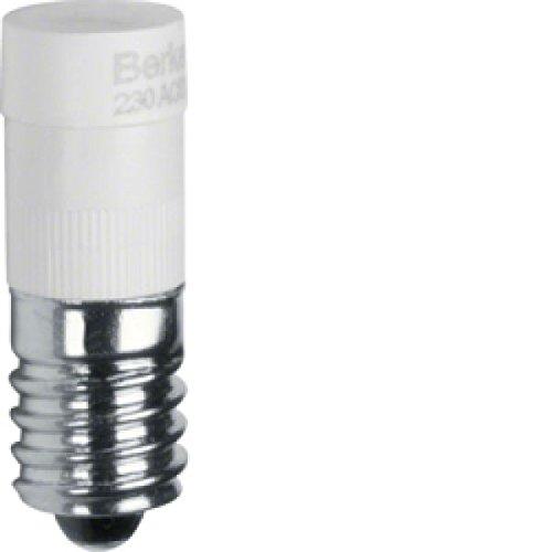 Hager LED-Lampe E10230V weiß 1678