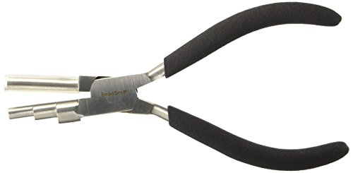 Beadsmith Wire Looper Multi-step Ring Looping Plier 5, 7,10mm