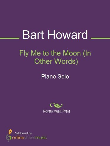Fly Me to the Moon (In Other Words) (Fly Me To The Moon Sheet Music)