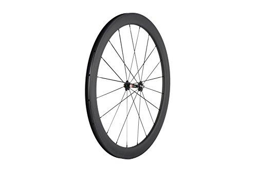 Superteam Carbon Fiber Clincher Road Bike Wheelset 700C25 Matt Finish 1 Pair by Queen Bike (Image #2)