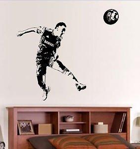 John Terry Footballer England Chelsea Sticker Wall Art Mural Giant  sc 1 st  Amazon.com & Amazon.com: John Terry Footballer England Chelsea Sticker Wall ...