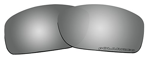 Sunglasses Lenses Replacement Polarized for Oakley Canteen,New (2014) OO9225 Black Mirror - 2014 Sunglasses New