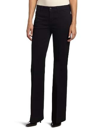 NYDJ Women's Greta Trouser Jeans, Dark Enzyme, 0