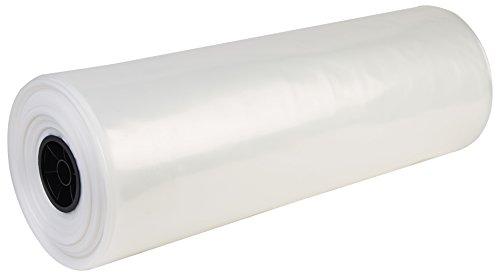 "Hudson Exchange LDPE Poly Tubing, 24"" W x 1000"