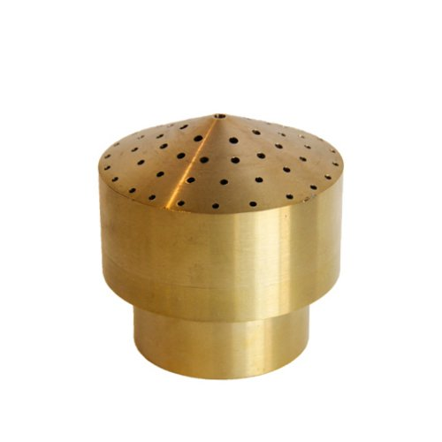 AQUACADE FOUNTAINS Brass DN25 1'' Cluster Fountain Nozzle by AQUACADE FOUNTAINS
