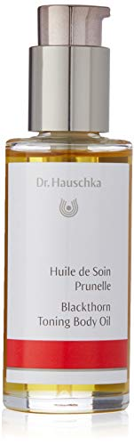 Dr. Hauschka Blackthorn Toning Body Oil, Warms and Fortifies, 2.5 ()