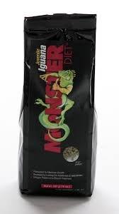 (Monster Diet Juvenile Iguana Food 14 oz Bag, Fast Delivery, by Just Jak's Pet Market)