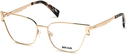 JUST CAVALLI Eyeglasses JC0815 072 Shiny