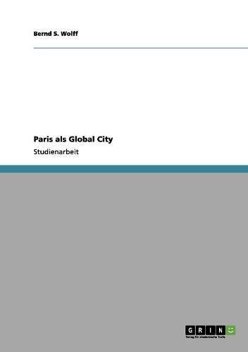 Paris als Global City