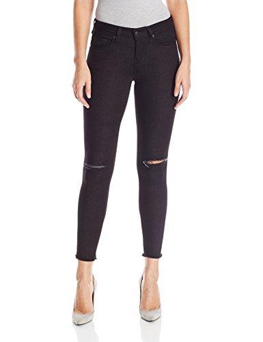 Joe's Jeans Women's Black Skinny Ankle Jean, Dion, 31