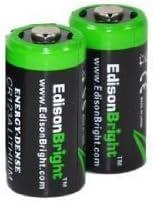 Two Fenix 18650 ARB-L2S 3400mAh rechargeable batteries with Two EdisonBright CR123A Lithium Batteri Fenix ARE-C2 four bays Li-ion// Ni-MH advanced universal home//car smart battery charger Fenix PD35 TAC Edition 1000 Lumen CREE XP-L LED Tactical Flashlight