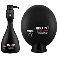 BBLUNT Born Again 1 Shampoo +1 Conditioner, for Stressed and Stand
