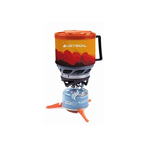 Jetboil Group Cooking System - Jetboil MiniMo Camping Stove Cooking System, Sunset