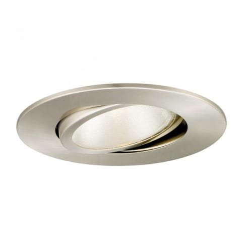 WAC Lighting R-532-BN R500 Series Trim Adjustable Gimbal (Nickel Gimbal Ring)