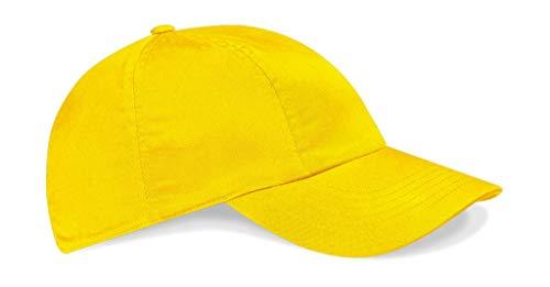 Yellow Gorra One Beechfield Size B11b Legionnaire Junior UYdqT4