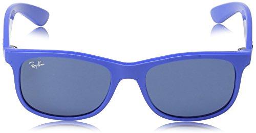 Rj9062s 701780 Junior Wayfarer Blu Da Opaco 48matte darkblue ban Blue Sole Ray Occhiali 7gybf6