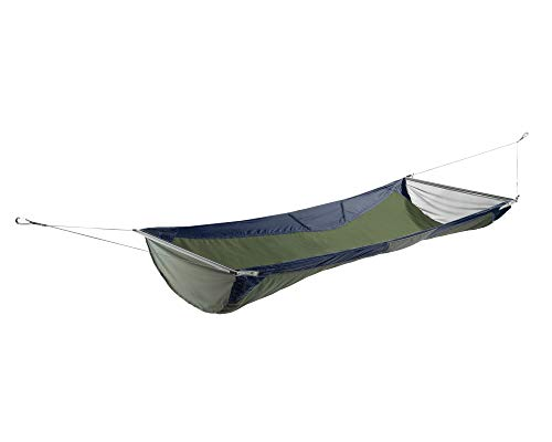 ENO - Eagles Nest Outfitters Skyloft Hammock with Flat and Recline Mode, Navy/Olive