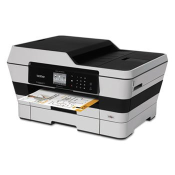 BRTMFCJ6720DW – Brother MFC-J6720DW Inkjet Multifunction Printer – Color – Plain Paper Print – Desktop