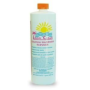 Amazon Com Tropi Clear Tc Hardred Pool Calcium Hardness
