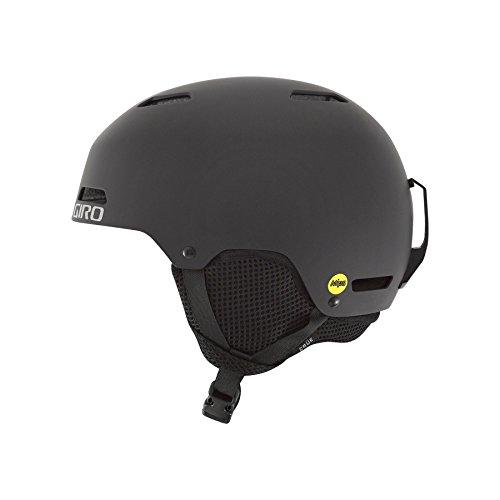 Giro Crue MIPS Kids Snow Helmet Black S (52-55.5cm)