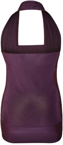 Top WearAll Donna Viola Viola Top WearAll WearAll Top Donna qv6v7w