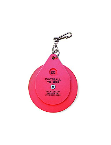 Athletic Specialties Clip-On Chain Yardage Marker