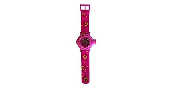 Reloj digital para niños con proyector de imágenes de personajes Disney - Minnie Mouse: Amazon.es: Juguetes y juegos