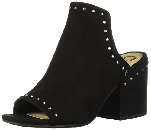 Circus by Sam Edelman Women's Kitty Mule, Black Microsuede, 7.5 M US ()