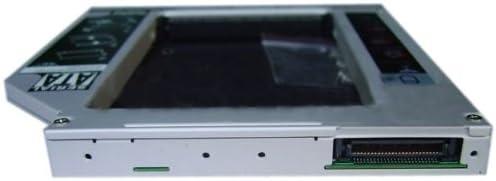 Generic 2nd Hard Drive Ssd Caddy Adapter for Asus A8js F3sc F3jr F5sl F7se 12.7 IDE to Sata