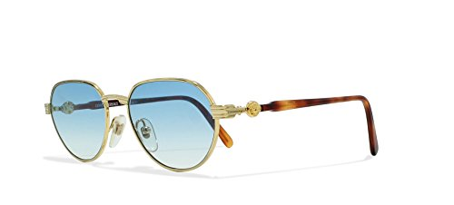 9b4ab30ea4bb Gianni Versace G52 19L Gold Vintage Sunglasses Square For Men and Women -  Buy Online in Oman.