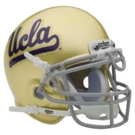 UCLA Bruins Authentic Mini Helmet
