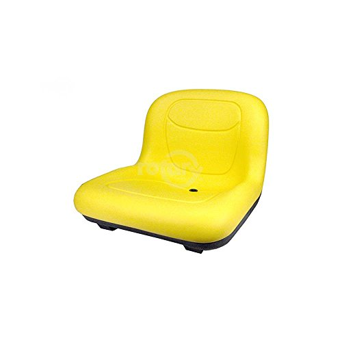 MaxPower 14798 Mower Seat for John Deere - Deer Lawn Riding Mowers John