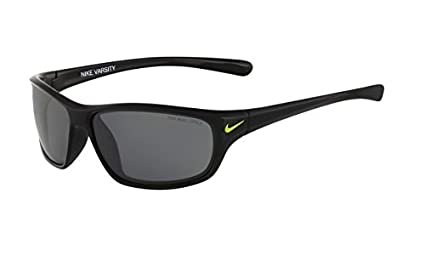 1111fdd6b9 Amazon.com   Nike Grey Lens Varsity Sunglasses