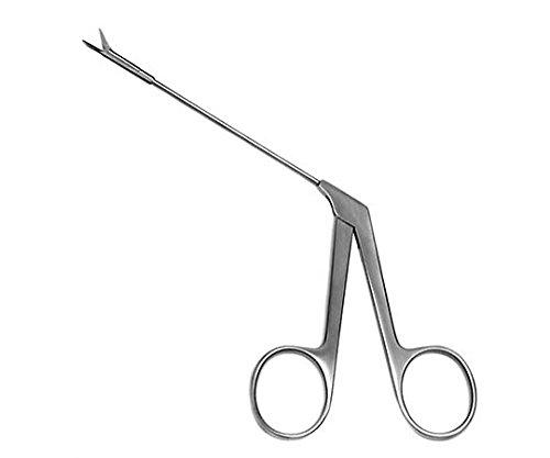 【通販激安】 YDM61-3812-70マイクロ剪刀耳鼻科用左曲直鋭 B07BD36BCQ, イーパーツ:0d21f16b --- podolsk.rev-pro.ru