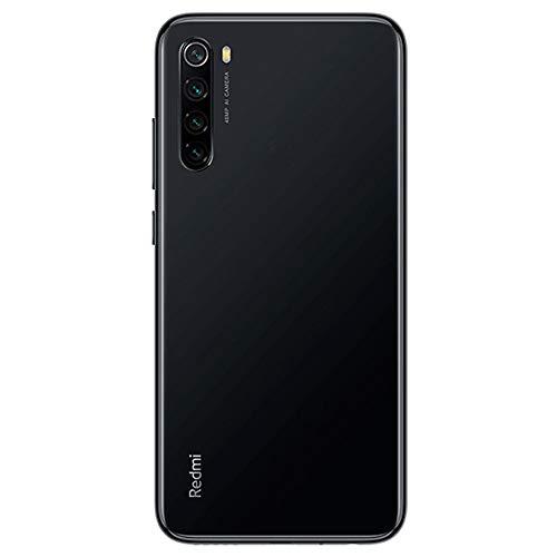 "Xiaomi Redmi Note 8 6.3"" 64GB 4GB RAM (GSM Only, No CDMA) Internationa Version - No Warranty (Space Black)"