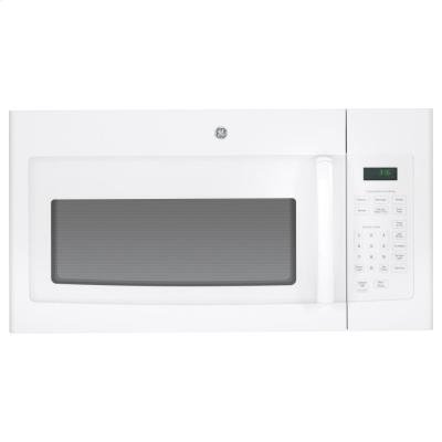GE JVM3160DFWW 1.6 Cu. Ft. White Over-the-Range Microwave (Stove Microwave The Above)