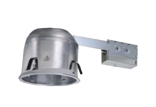 Halo H27RICAT Recessed Lighitng Remodel IC Air-Tite Shallow Housing, 6'', Aluminum by Halo (Image #1)