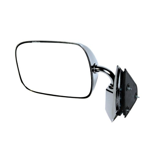 Koolzap For Chevy Pickup Truck Tahoe Yukon Manual Chrome Rear View Mirror Left Driver Side L