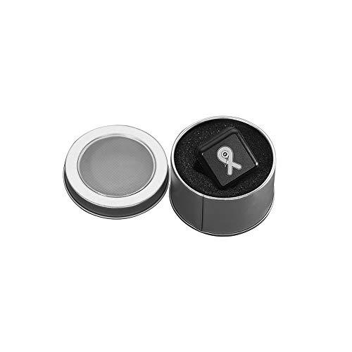 (Cuppa Pool Stick Chalk Holder, Portable Chalk Holder for Billiard Cue Snooker Accessory)