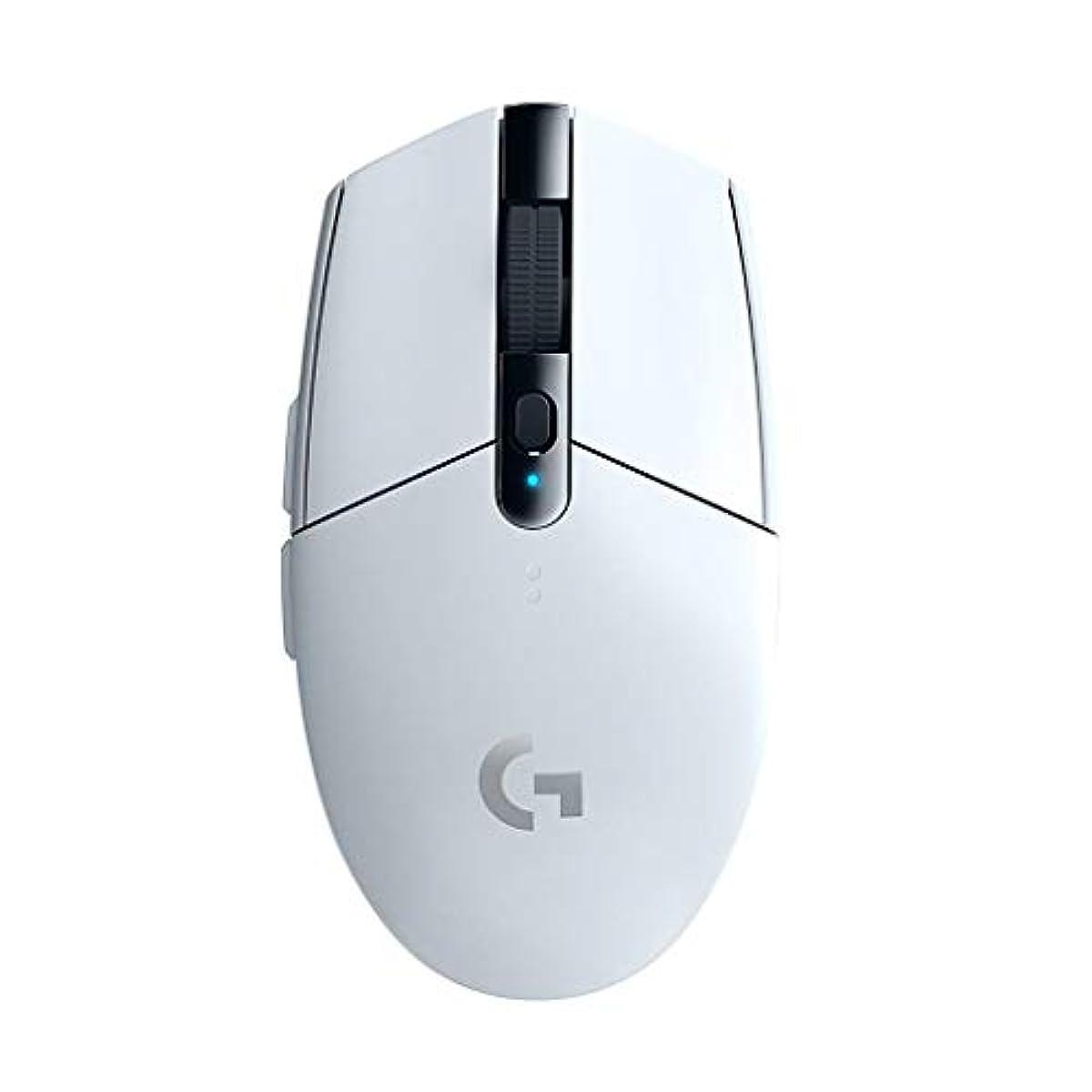[해외] 로지텍 무선 게이밍 마우스 G304rWH