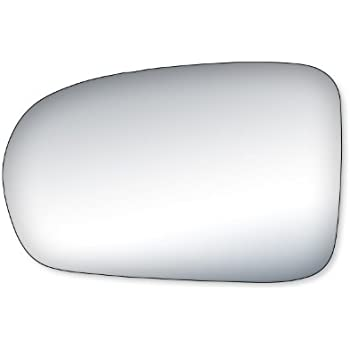 For 2001-2005 Civic Passenger Side Replacement Mirror Glass