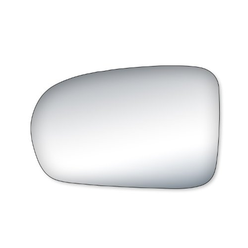 Honda Civic Mirror Driver (Fit System 99179 Honda Civic Driver/Passenger Side Replacement Mirror Glass)