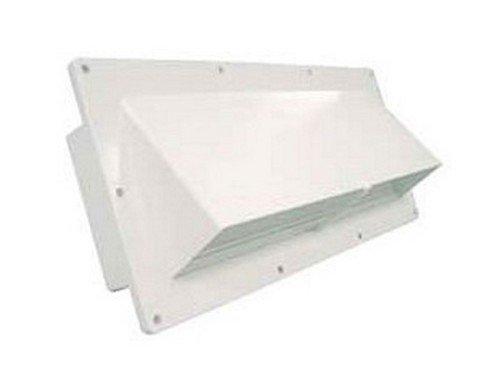 VENTLINE V2111-18 RV Trailer Camper Appliances Range Hood Vent Natural White (Ventline Vents Rv)