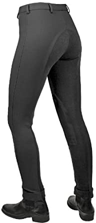 Saddlecraft Jiggy Jods - Pantalones Jodphur para niña